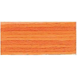 DMC Mouliné Color Variations Broderigarn 4124 Bonfire