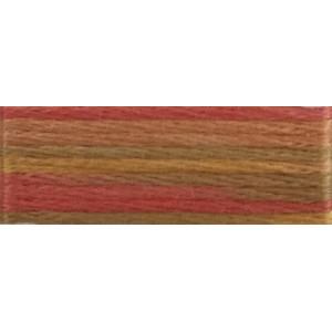 DMC Mouliné Color Variations Broderigarn 4126 Desert Canyon