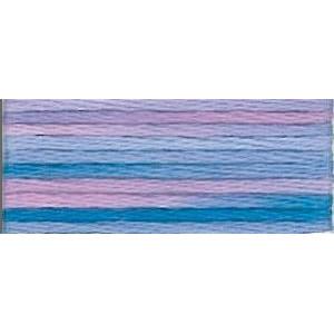 DMC Mouliné Color Variations Broderigarn 4215 Northern Lights