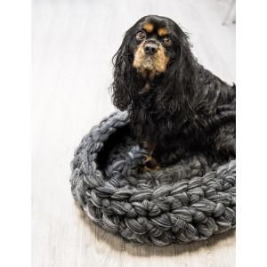 Mayflower Virkad Hundkorg - Virkmönster