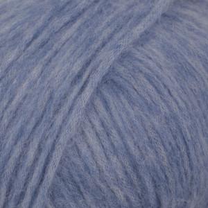 Drops Air Garn Unicolor 16 Blå