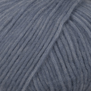Drops Air Garn Unicolor 17 Jeansblå