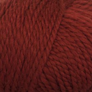 Drops Andes Garn Unicolor 3946 Röd