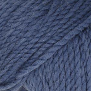 Drops Andes Garn Unicolor 6295 Jeansblå