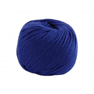 DMC Natura Medium Garn Unicolor 700 Blå