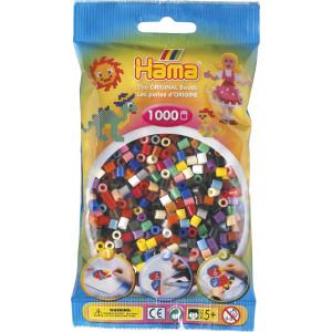 Hama Midi Pärlor 207-67 Mix 67 - 1000 st.
