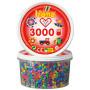 Hama Midi Pärlor 210-50 Pastell Mix 50 Burk m. 3000 st.