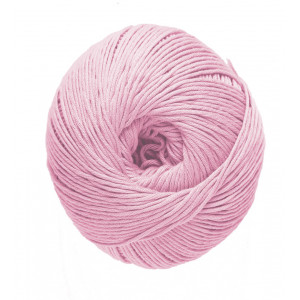 DMC Natura Just Cotton Garn Unicolor 32 Rosa