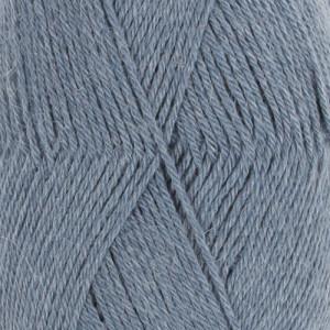 Drops Nord Garn Unicolor 16 Jeansblå
