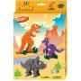 Hama Midi Presentask 3434 Disney Dino World