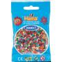 Hama Mini Pärlor 501-00 Mix 00 - 2000 st.