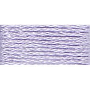 DMC Mouliné Spécial 25 Broderigarn 26 Ljus Lavendel