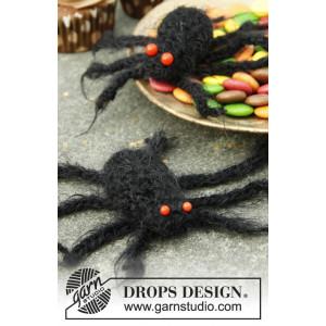 Aragog by DROPS Design - Halloween Pynt Virkmönster