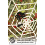 Black Widow by DROPS Design - Halloween Pynt Virkkit