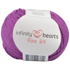 Infinity Hearts Rose 8/4 Garn Unicolor 65 Ljung