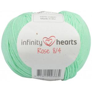 Infinity Hearts Rose 8/4 Garn Unicolor 140 Mintgrön