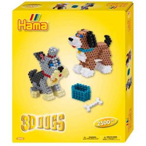 Hama Midi Presentask 3243 3D Hundar