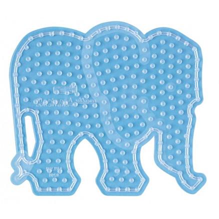 Hama Maxi Pärlplatta 8201 Elefant Transparent - 1 st - Rito.se 9df5a65dcf0b1