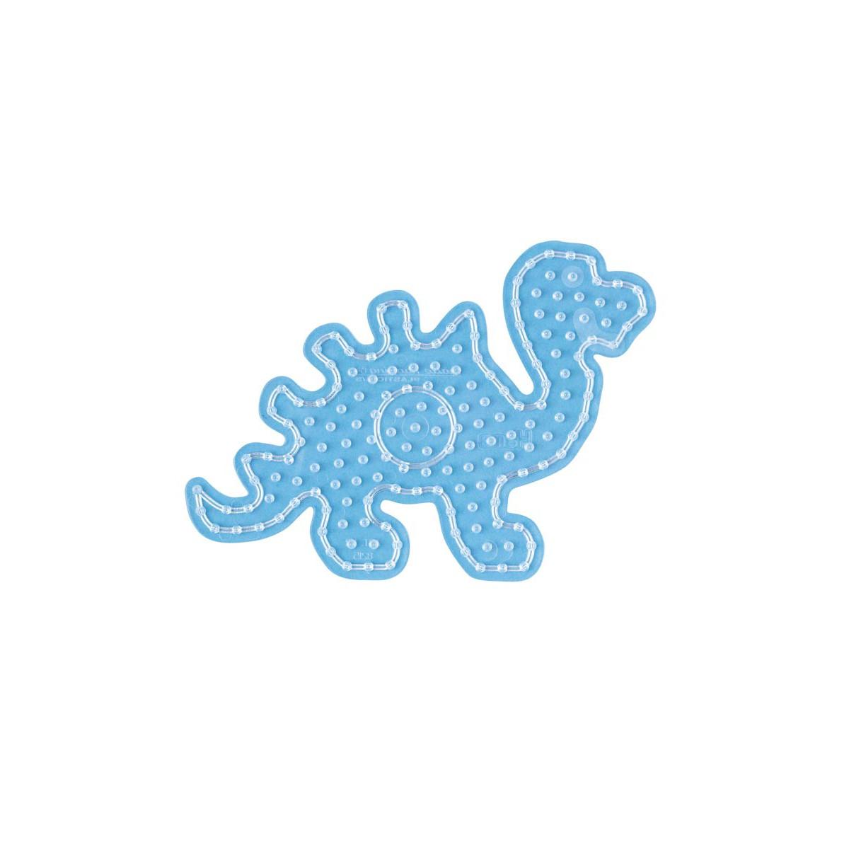 Hama Maxi Pärlplatta 8215 Dinosaur Transparent - 1 st - Rito.se d669be6970613