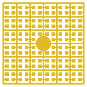 Pixelhobby Midi Pärlor 392 Gul 2x2mm - 144 pixels