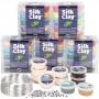 Klass-set till figurer med Silk Clay®, 1 set