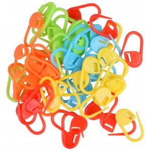 Infinity Hearts Maskmarkörer Ass. färger 22mm - 50 st