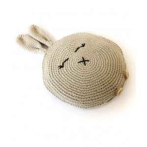 Kanin Värmekudde av Winthersdesign - Värmekudde Virkmönster