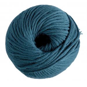 DMC Natura XL Garn Unicolor 71 Jeansblå