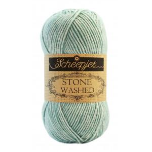Scheepjes Stone Washed Garn Mix 828 Larimar