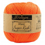Scheepjes Maxi Sugar Rush Garn Unicolor 189 Royal Orange