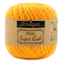 Scheepjes Maxi Sugar Rush Garn Unicolor 208 Yellow Gold