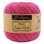 Scheepjes Maxi Sugar Rush Garn Unicolor 251 Garden Rose