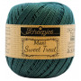 Scheepjes Maxi Sweet Treat Garn Unicolor 244 Spruce