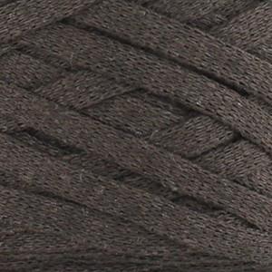 Hoooked Ribbon XL Trikågarn Unicolor 39 Gråbrun