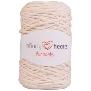 Infinity Hearts Barbante Garn 03 Natur