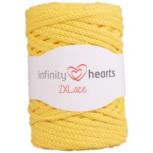 Infinity Hearts 2XLace Garn 27 Gul