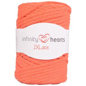 Infinity Hearts 2XLace Garn 26 Orange