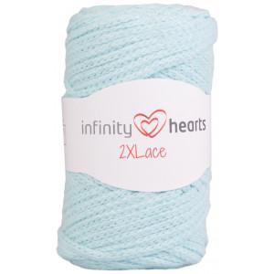 Infinity Hearts 2XLace Garn 15 Ljusmint