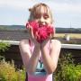 Miljövänliga Vattenballonger från Rito Krea - Vattenballonger virkmönster 10x5 cm - 8 stk