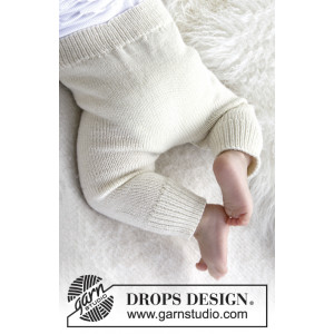 Cozy and Cute by DROPS Design - Stickmönster 1/3 mdr - 3/4 år