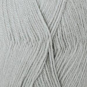 Drops Alpaca Garn Unicolor 7120 Ljus Grågrön