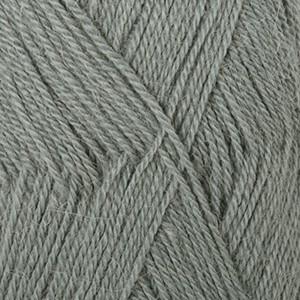 Drops Alpaca Garn Unicolor 7139 Grågrön