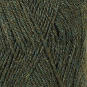 Drops Alpaca Garn Mix 7815 Grön/Turkos