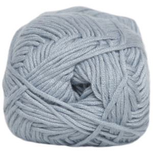 Hjertegarn Blend Bamboo Garn Unicolor 7017 Isblå