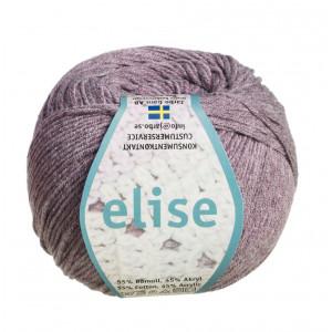Järbo Elise Garn Unicolor 69214 Ametist
