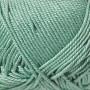Järbo 8/4 Garn Unicolor 32032 Silvergrön