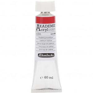 Køb Schmincke AKADEMIE® Acryl color, opaque, fade resistant, 60 ml, cadmiu