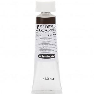 Køb Schmincke AKADEMIE® Acryl color, opaque, 60 ml, raw umber (667)