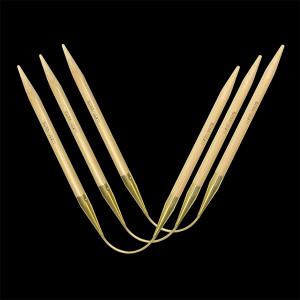 Addi Crasy Trio Long Bamboo 30cm 4,00mm - 3 stk & 249.00