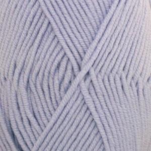 Drops Merino Extra Fine Garn Unicolor 14 Stål blå